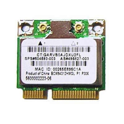 HP 504593–003Karte WLAN–Notebook Komponenten zusätzliche (Karte WLAN, 33,8cm (13.3), ProBook 4310s)