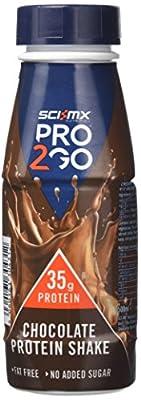 SCI-MX Nutrition Pro 2GO Protien RTD 500 ml - High protein nourishment shake