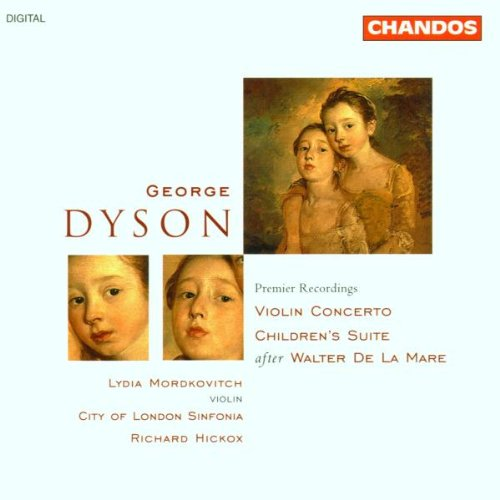 dyson-violin-concerto-childrens-suite-mordkovitch-cls-h