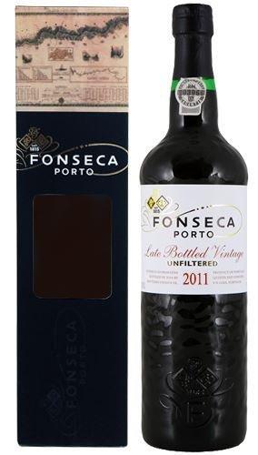 Fonseca Late Bottled Vintage Port unfiltered 2011 - (0,75 L Flaschen)