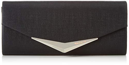 Tamaris Damen Tamara Clutch Bag Schwarz (Black), 5x11x26 cm
