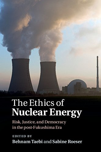 The Ethics Of Nuclear Energy: Risk, Justice, And Democracy In The Post-fukushima Era por Behnam Taebi epub