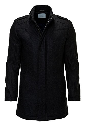 Selected Herren Wolljacke SL19531 Black XL
