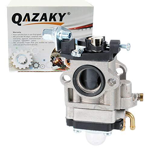 QAZAKY vergaser ersatz für 33cc 43cc 47cc 49cc 50cc 2-takt motoren 15mm ansaugloch Dirt Pocket Rocket Bike ATV Scooter Mini Chopper Quad-heckenschere kreissäge Blower Edger kultivator (49cc Mini-gas-chopper)