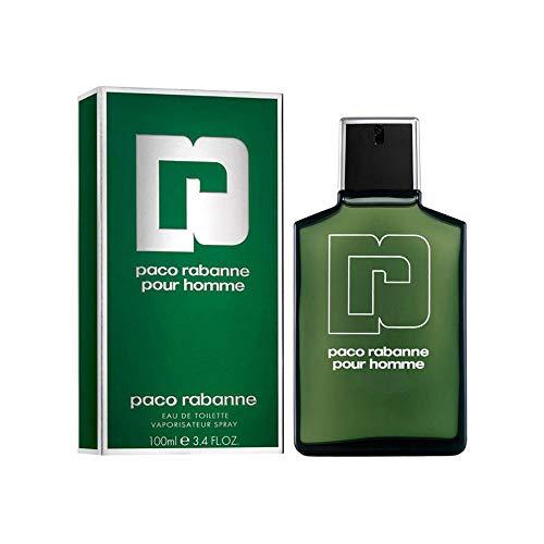 Paco Rabanne Pour Homme / men, Eau de Toilette, Vaporisateur / Spray 100 ml, 1er Pack (1 x 100 ml) -