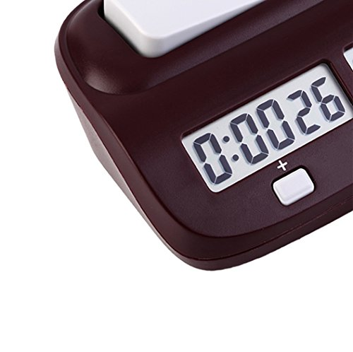 EgoEra-Professional-Kompakt-elektronisch-Tafel-Spiel-Wettbewerb-Uhr-Digital-Schachuhr-Countdown-Uhr-Timer-Mit-Alarm-Funktion
