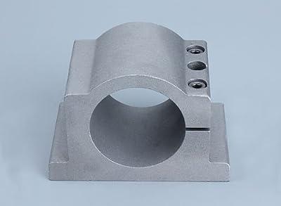 hanheng instrumento Co.? Metal 65mm de diámetro eje motor mount soporte abrazadera para CNC máquina de grabado–Juego de 4tornillos incluido