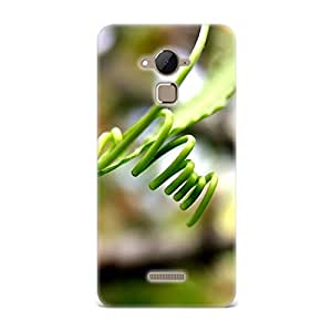 Qrioh Printed Designer Back Case Cover for Coolpad Note 3 - 118M-MP1718