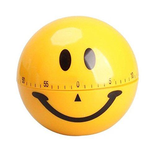 Bluelover Smiley Küchen Timer Mechanischen Küche Kochen Timer Timer Alarm