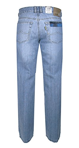 "Joker Herren Jeans ""Clark"" Comfort Fit Blue Bleach"