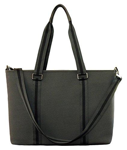 BfB-Neopren-Tasche für Frauen - Keine langweiligen Aktentaschen mehr - Hier ist eine 17-Zoll-Computertasche, die leicht und stilvoll ist -