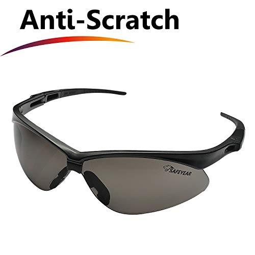 SAFEYEAR Gafas Protectoras Laboral Hombres Patillas