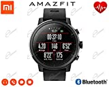 Amazfit Stratos 2 Xiaomi Smartwatch Activity Tracker Pedometri GPS Bluetooth Nuoto Impermeabile Versione internazionale Nero