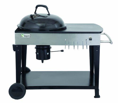 41l%2B9K psEL - Tepro Belmont Kettle Barbecue–Black