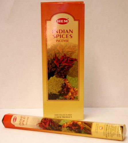 Indiana porta spezie orlo brand-Bastoncini di incenso, 1 confezione da circa 20 pezzi