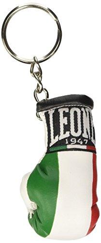 Leone 1947 Ac912 Guantino Portachiavi, Unisex adulto, Multicolore (Tricolore), Taglia Unica