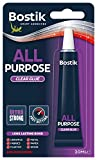4x Bostik All Purpose Glu N FIX Klebstoff 20ml solvented 80207–