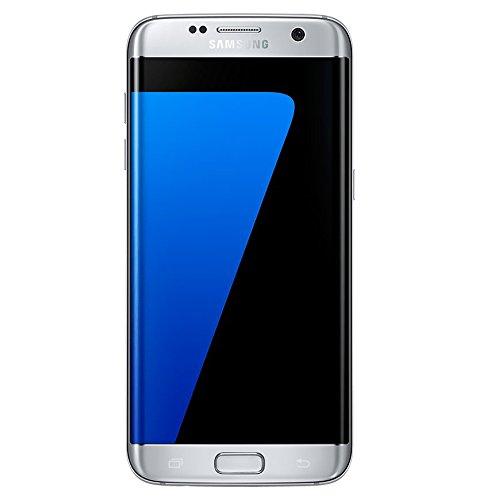 Samsung G935 Galaxy S7 Edge Smartphone da 32GB, Argento [Italia]