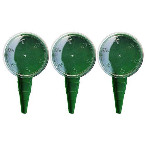 Mini outils de jardinage /à main Fleur Graines de gazon de forets outils de graines utiles Green Hunpta Seed Semeur