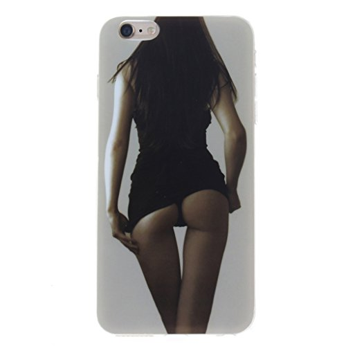 MYTHOLLOGY iphone 6 Coque -4.7 pouce Coque Pour iphone 6 /iphone 6s, Silicone Doux TPU Protection Housse Cover Case GXZM XGNH