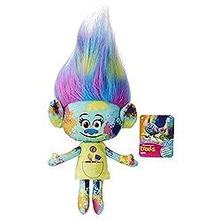 Dreamworks Trolls Harper Hug 'N Plush Doll By Trolls