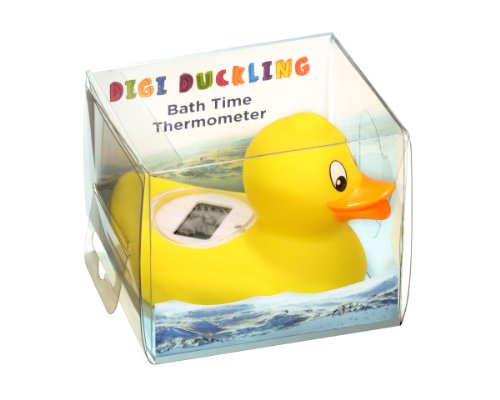 TensCare Digi Duckling Digital Water Thermometer/Bath Toy