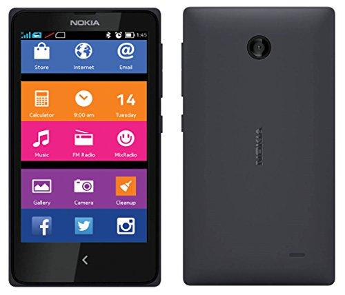 Nokia X Dual Sim ohne Vertrag schwarz