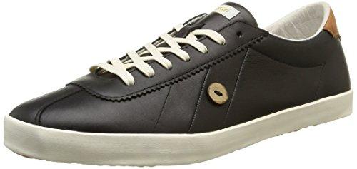 FaguoSpindle - Sneaker uomo , Nero (Noir (003 Black)), 44
