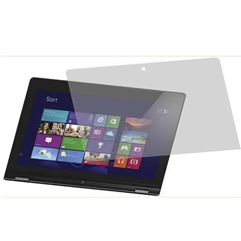 2x Entspiegelnde Displayschutzfolie für Lenovo IdeaPad Yoga 13 Bildschirmschutzfolie Schutzhülle Displayschutz Displayfolie