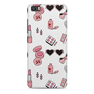 Girl's fashion Xiaomi Redmi Mi5 Printed back cover. Polycarbonate Hard case with premium quality and matte finish phone cases