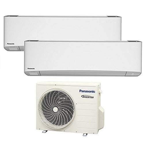 DUO MULTI Split Inverter ETHEREA PANASONIC Klimaanlage 3,2+3,2 KW A+++ -
