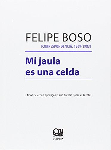 Felipe Boso por Juan Antonio González Fuentes