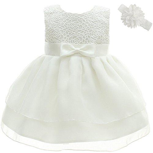 Dream Rover Baby Mädchen Kleid Taufe Besondere Gelegenheit Kleid