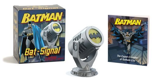 Batman: Bat Signal (Mega Mini Kits) by Selber, Danielle (2012) Paperback
