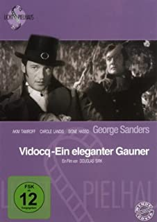 Vidocq - Ein eleganter Gauner