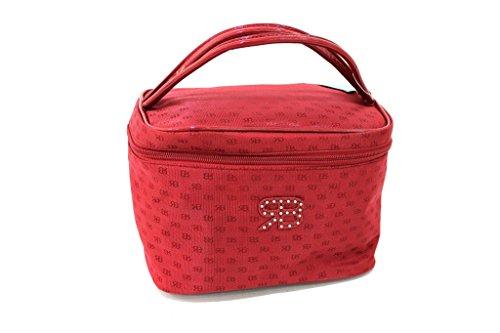 Necessaire donna Renato Balestra beauty case cb005.035 rosso moda italiana