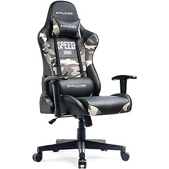 Gtplayer Gaming Stuhl B 252 Rostuhl Schreibtischstuhl Pc Stuhl