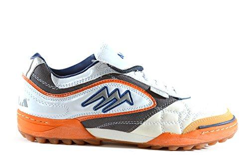 AGLA PROFESSIONAL TURF OUTDOOR scarpe calcetto White/Orange