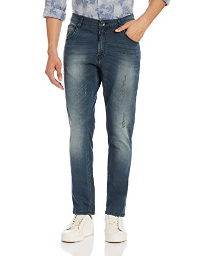 United Colors Of Benetton Men's Carrot Fit Jeans