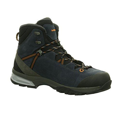 Lowa Herren Arco GTX Mid Trekking-& Wanderstiefel navy-orange