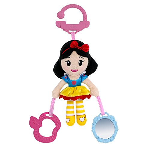 Chicco-Disney-Princess-Snow-White-Pushchair-Pram-and-Stroller-Clip-on-Doll-Toy