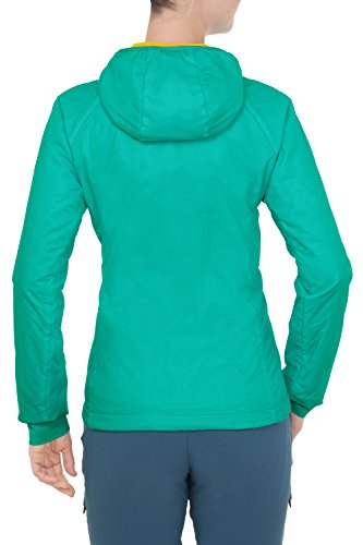 VAUDE 03922 veste pour femme women's freney jacket iI Turquoise - Lotus Green