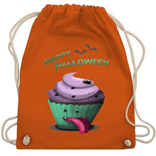 Halloween - Halloween treats - Unisize - Orange - WM110 - Turnbeutel & Gym Bag