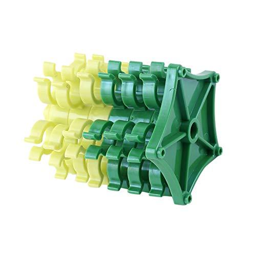 Yue668 Nähgarn Spulen Halter Clamp Clip Column Bobbin Buddies Spulenständer Für Stickerei Einfache Auswahl. Column Clamp