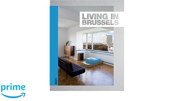 Living in brussels: amazon.de: muriel verbist diane hendrikx