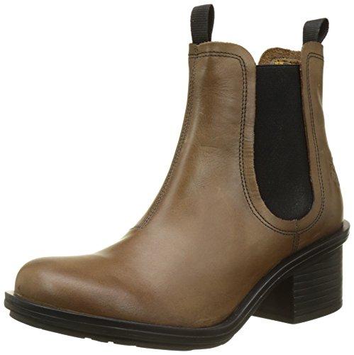 Fly Londra Damen Coop043fly Chelsea Boots Braun (cammello)