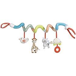 Vulli - Fresh Touch - Sophie la Girafe - Arche de jeu poussette - Boulier Spirale