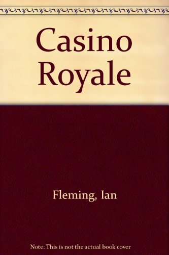 Book cover for Casino Royale