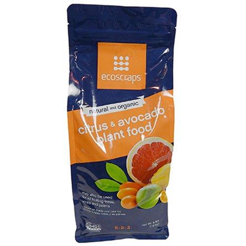 scotts-miracle-gro-organic-citrus-and-avocado-plant-food-5-2-3-calcium-formula-4-lbs