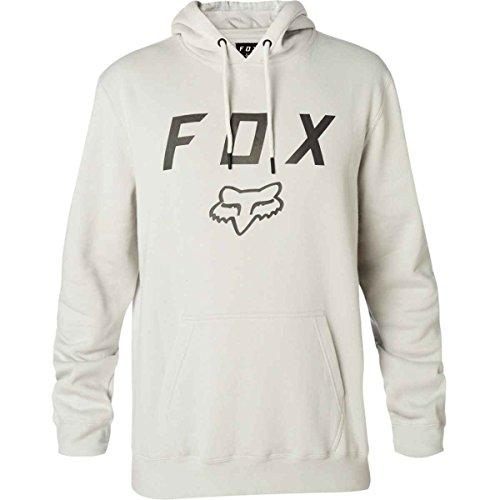 Fox Hoody Legacy Moth Grau